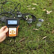 GPRS型土壤水分溫度鹽分PH速測儀