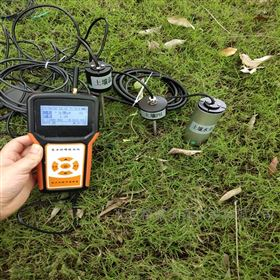 HT-SEWP-GPRSGPRS型土壤水分温度盐分PH速测仪