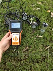 HT-SEWP土壤水分温度盐分PH速测仪