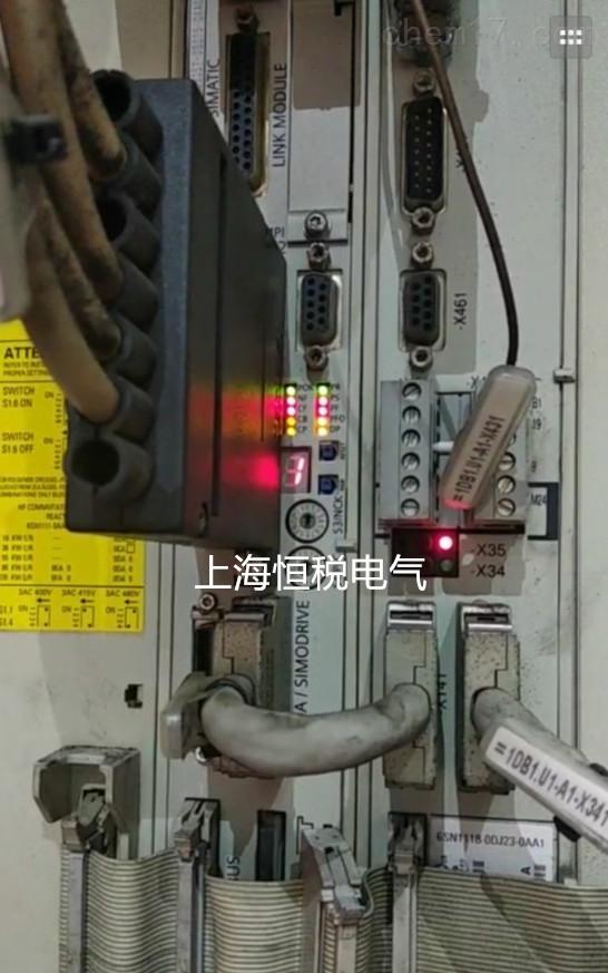 西门子NCU总控制器不能自检到6修理解决