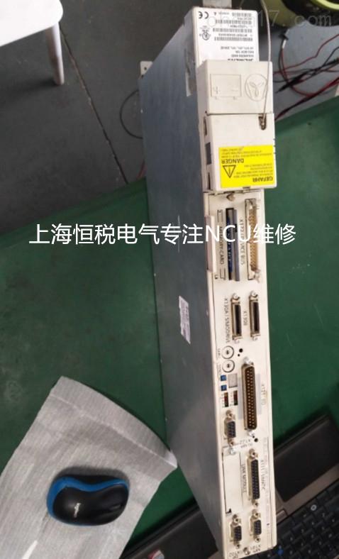 西门子840D轴NCU控制器数码管没有显示