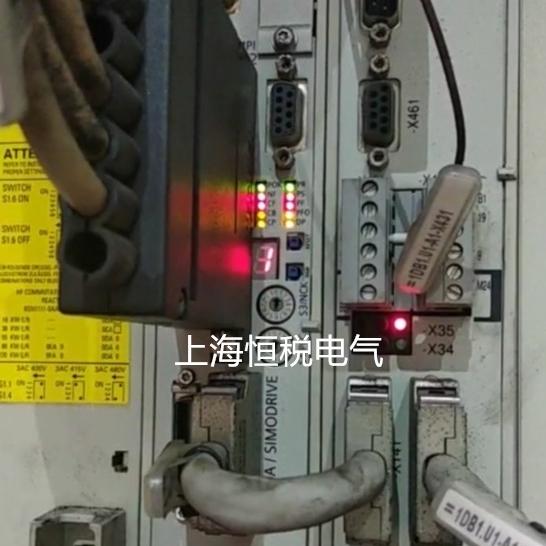 多年修复解决西门子NCU总控制器指示灯不亮