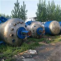 低价转让二手5吨高压不锈钢反应釜价格