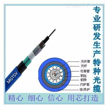 矿用光缆MGTSV-24B 矿用阻燃光缆MGTSV-24B