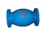 HQ44X微阻球形止回閥