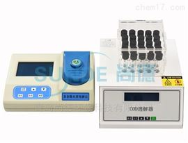 SN-200B-29实验室台式多参数水质检测仪 COD氨氮总磷