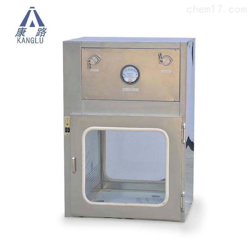 内600mm-上海厂家定做不锈钢洁净传递窗/嵌入式洁净传递窗价格