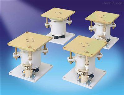 大负载被动气浮桌腿型光学平台隔振器