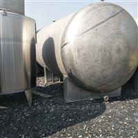 低价转让二手50吨不锈钢储罐