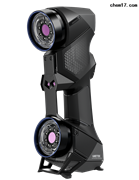 手持式三維激光掃描儀:HandySCAN 3D