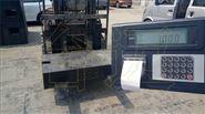 江苏吴江柴油叉车安装电子秤-3吨杭州叉车秤