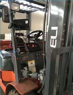 杭州叉車安裝電子秤-杭州3噸叉車裝稱重功能