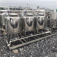 上海出售二手316L材质CIP清洗罐9台