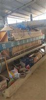 供应二手60平方手动箱式污水压滤机