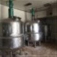出售二手3000L食品搅拌罐金华发展前景