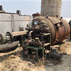 销售二手12吨不锈钢反应釜