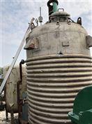 大量处理一批二手2吨反应釜