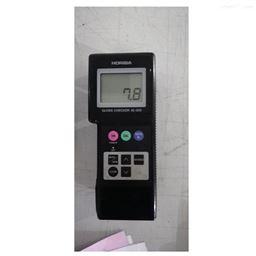 IG-320单角度光泽度计 日本堀场漆面光度仪