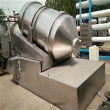 上海转让二手15吨不锈钢二维混合机8成新
