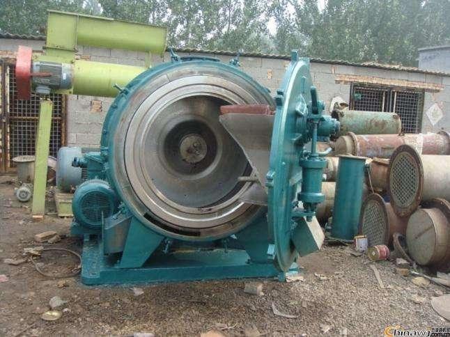 大量回收GK1200型卧式刮刀卸料离心机