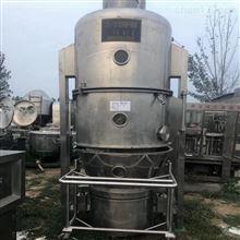 低价出售二手FL500型沸腾制粒干燥机济宁