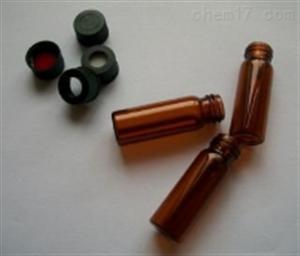 4mL螺紋棕色樣品瓶/自動進樣器