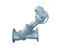 JS945Y電動Y型料漿閥
