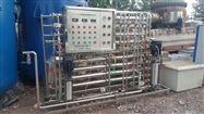 公司回收2吨水处理反渗透设备