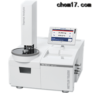 TGA/DSC3+-配有高温炉体 (HT) 的热重分析仪