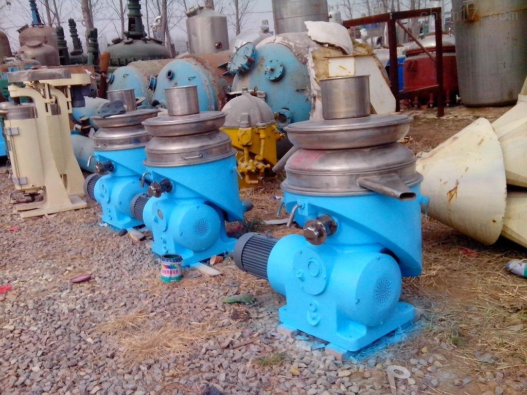 专业回收DPF800型玉米淀粉分离机