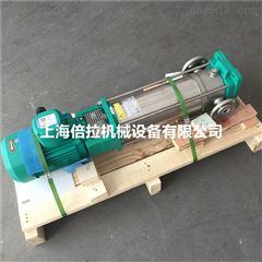 MVI5209-3/25/E/3-380-50-2价格优惠威乐水泵MVI5209冷却塔补水泵