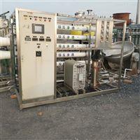 大量转让二手单级水处理反渗透净水机设备
