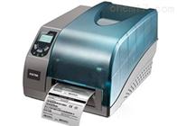 博思得G2108小型工业条码打印机