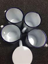SP-TCLB医用搪瓷量杯(搪瓷烧杯带刻度液体量杯)
