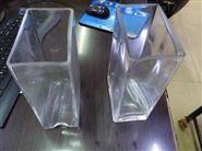 单槽 双槽一体式玻璃层析缸 100*100