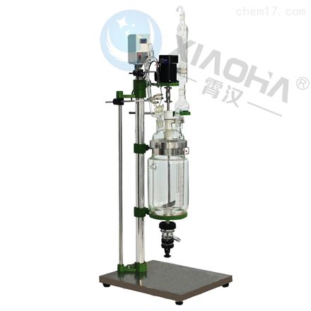 5L實驗室多功能玻璃釜