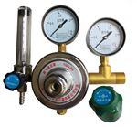 YQAr-224管道氩气减压器带流量计式