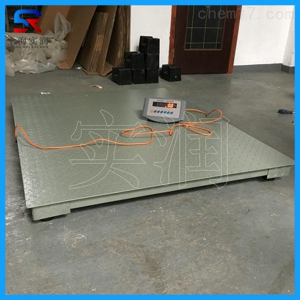上海1-3吨带485通讯电子平台秤