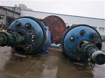 型号回收出售3吨二手搪瓷反应釜
