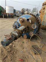 闲置回收二手3000搪瓷反应釜价格