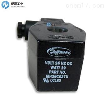 JEFFERSON电磁阀MH36C027I1/MH36C027V