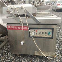 济南出售二手复合膜袋真空包装机8成新