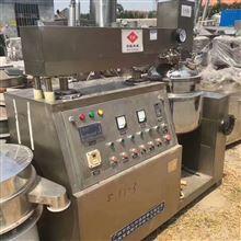 重庆出售二手350L多功能真空乳化机9台
