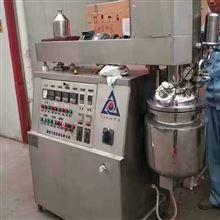 梁山高价回收 二手10L多功能真空乳化机