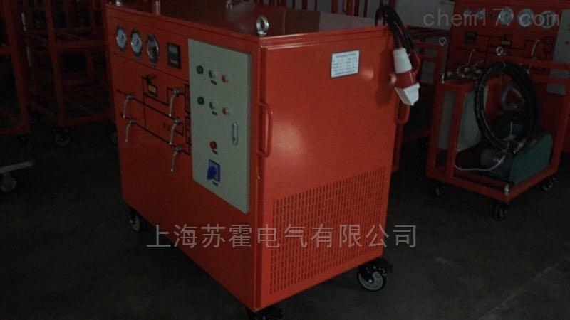 检测六氟化硫气体回收装置