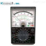 日本KYORITSU共立KEW1109指針萬用表