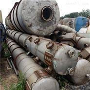 回收闲置二手五体浓缩式蒸发器
