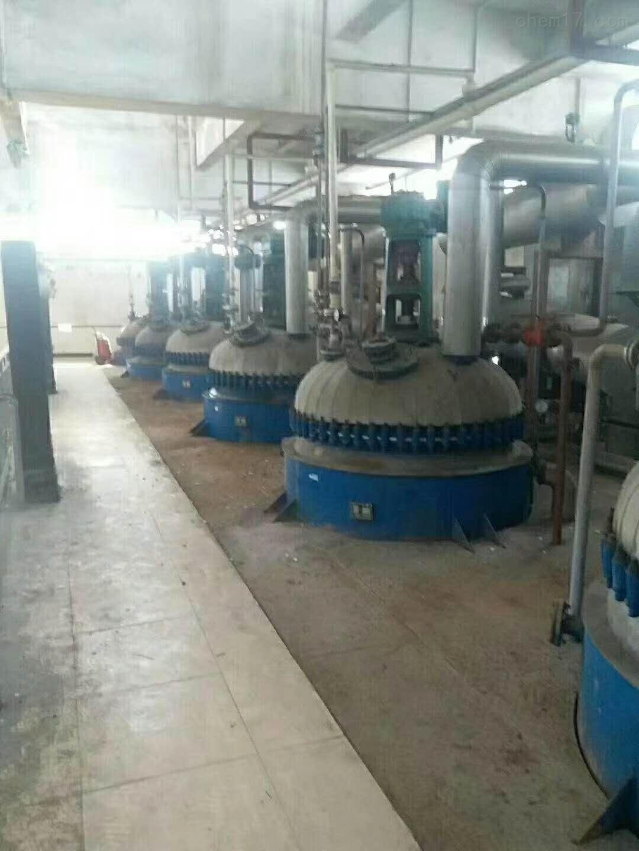 化工厂12立方12000升二手搪瓷反应釜卖废铁