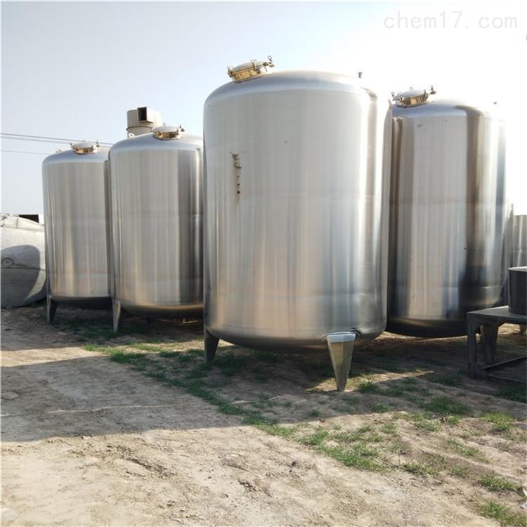 容量为5000升5吨5立方二手不锈钢储罐