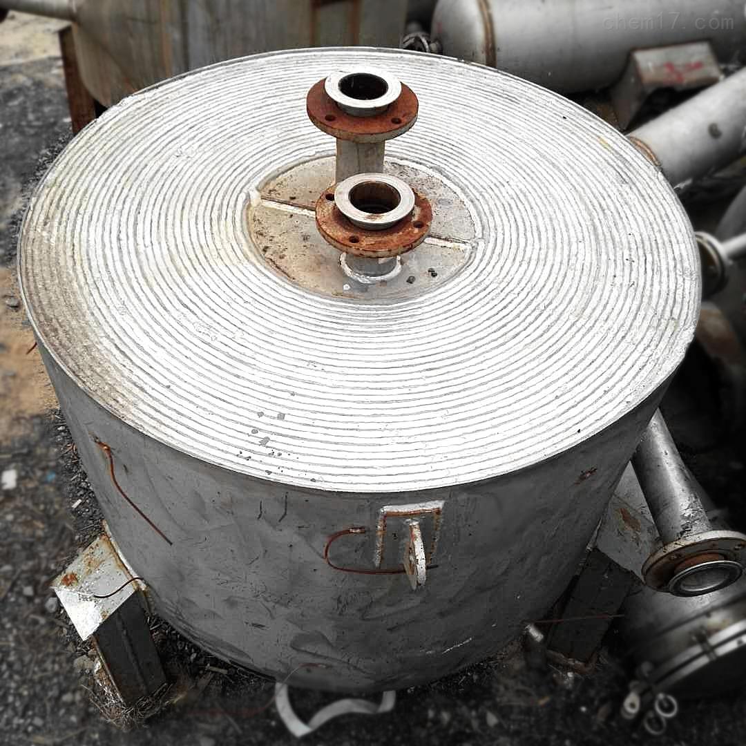 湖北120平方二手全不锈钢螺旋板换热器价格